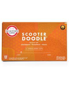 Scooter Doodle (Single Serve Cups)
